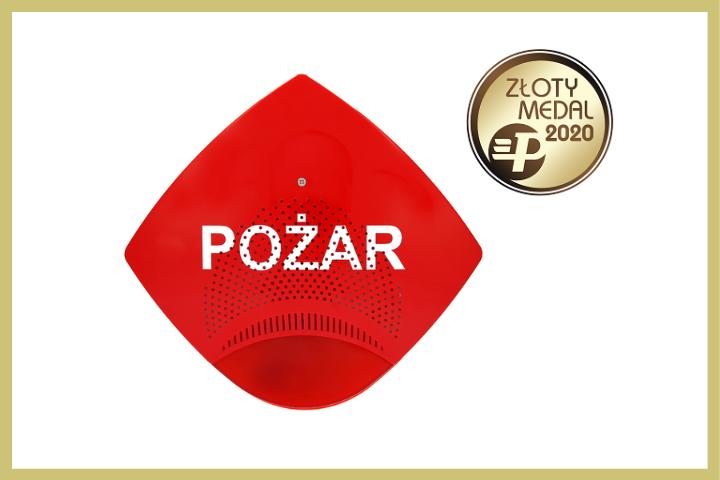 Złoty Medal 2020 SAOZ-Pk2