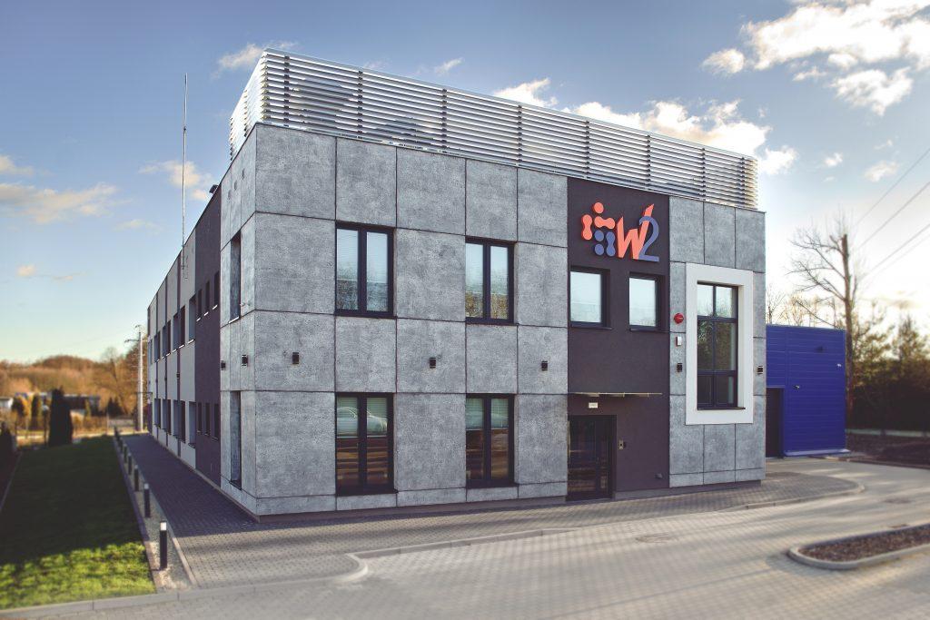 siedziba firmy W2