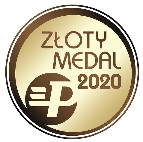 Złoty Medal MTP 2020
