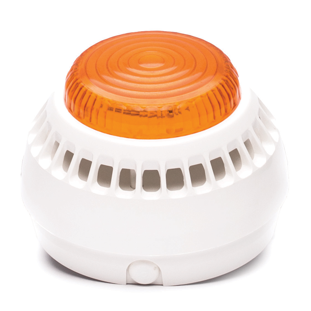 acoustic and optical alarm devices - W2