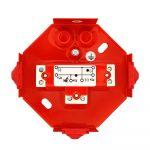 Ognioodporna puszka instalacyjna W2 typu PIP-1AN / Rozgałęźna
