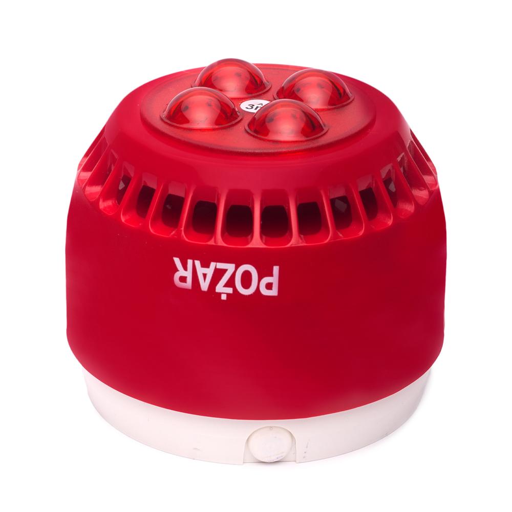 sygnalizator akustyczno-optyczny SA-K7N